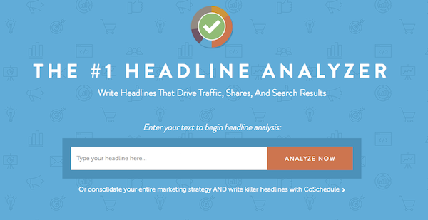 headline analyser