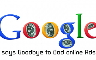 Google Says Goodbye to Bad Online Ads