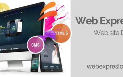 Web Expressions Website Design