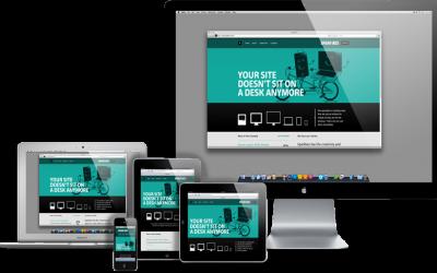 Responsive Website Design Services in Gauteng