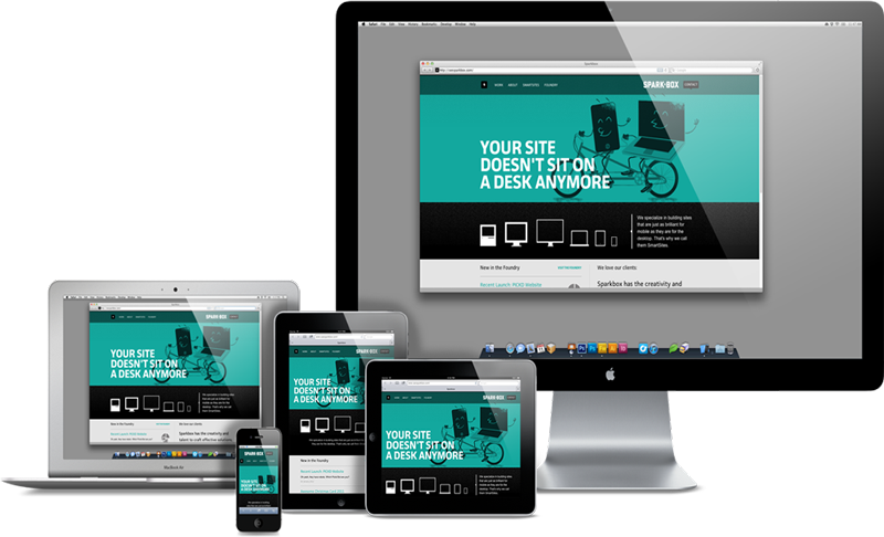 Responsive Website Design Services in Gauteng