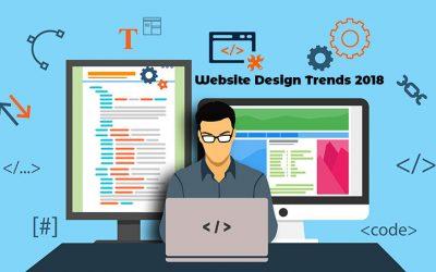 12 huge web design trends for 2018