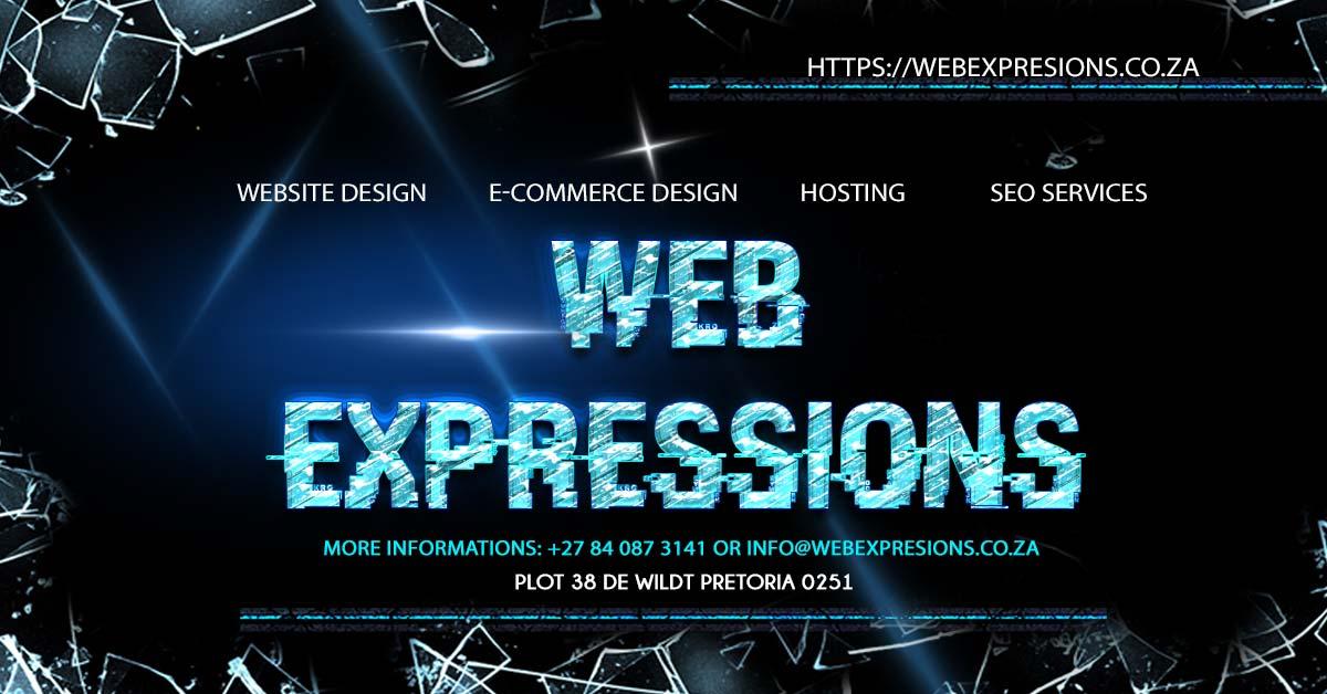 Website Design Pretoria Ecommerce Website Design Web Hosting