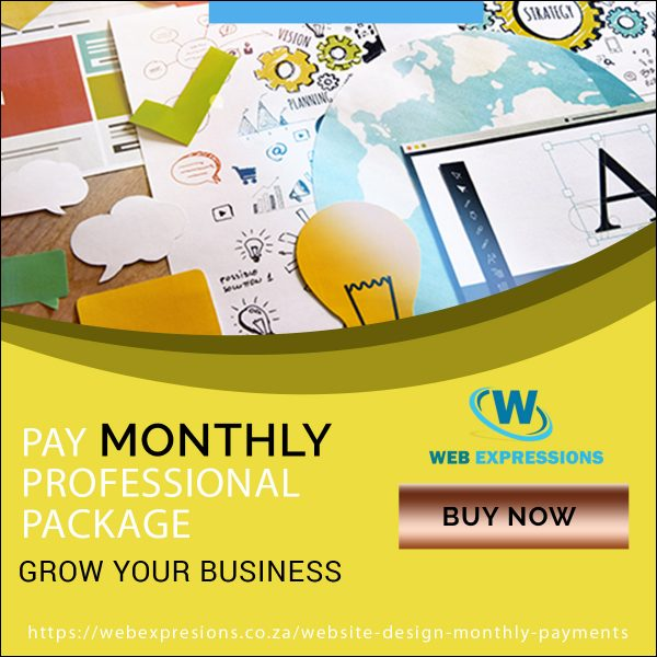 pay monthly professional package