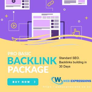 pro basic backlink building package