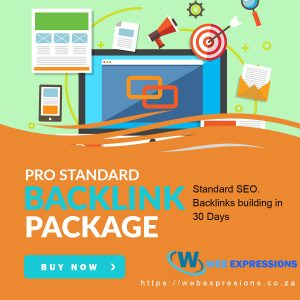 pro standard backlink building package